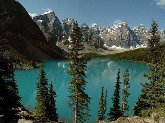 В Канаде есть множество крупных пресных озер