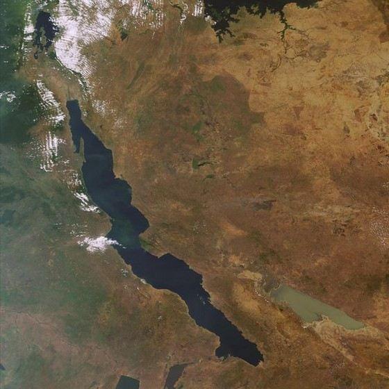 Таганьика самое длинное озеро в мире