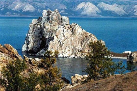 Байкал глубочайшее озеро России