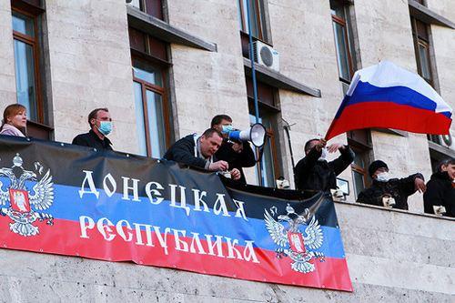 Кризис на Украине снова сказался на российских фондовых индексах