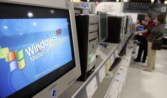 Microsoft прекращает поддерживать Windows XP