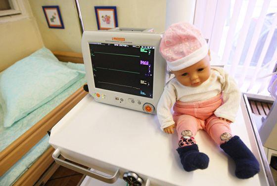Детям с серьезными заболевания требуется внимание и уход