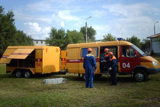 Авария в работе оборудования газового хозяйства может иметь ужасные последствия