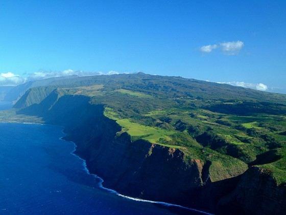 Остров Молокаи считается священным