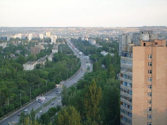 Вторая Продольная в Волгограде самая длинная улица в России