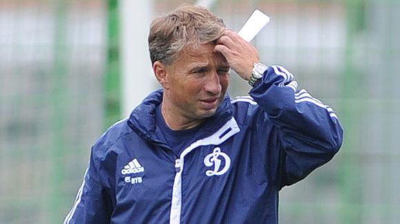 Дан Петреску уходит из «Динамо»