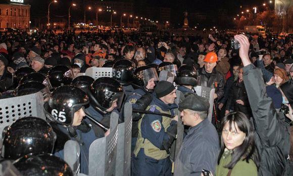 Аресен Аваков: Харьковская милиция совершила саботаж