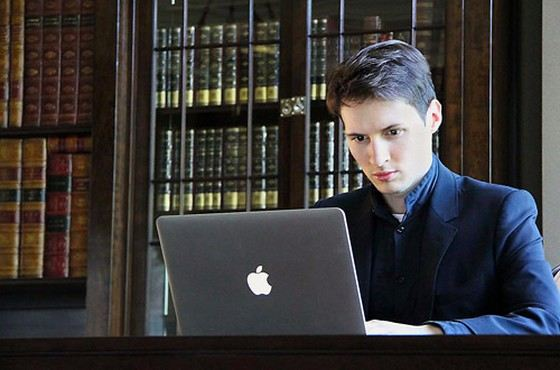Pavel Durov became a millionaire thanks to his talents