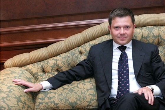 Konstantin Zhevago is one of the richest young people of Ukraine
