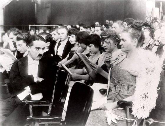 Чарли Чаплин самый смешной комедийный актер