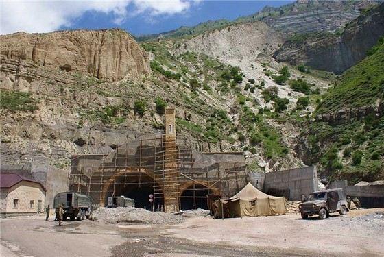 Гюмринский туннель строили более 40 лет