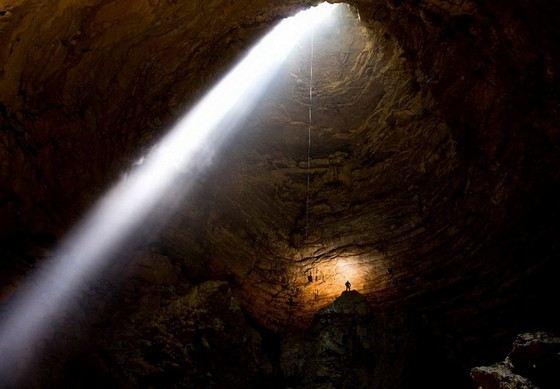 Пещера Крубера-Воронья в Абхазии самая глубокая в мире