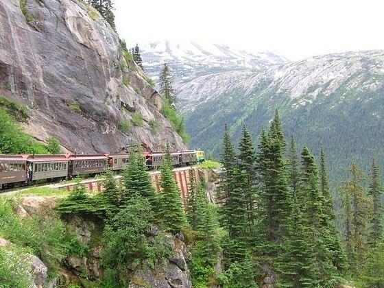 White Pass Yukon Rout ����� ������� �������� ������ �� ������