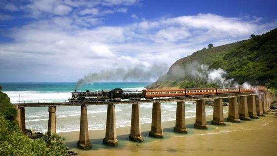 Outeniqua Choo-Tjoe Train ������� ������ � ������, ��� �������� ���� ��� �������