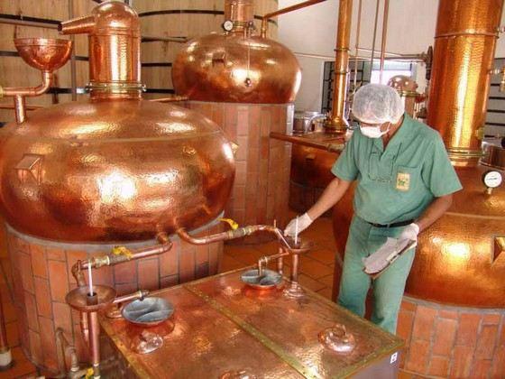 Дистилляция метод получения крепкого алкоголя