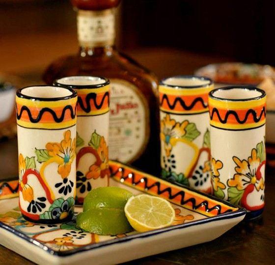 Текила традиционный мексиканский крепкий напиток