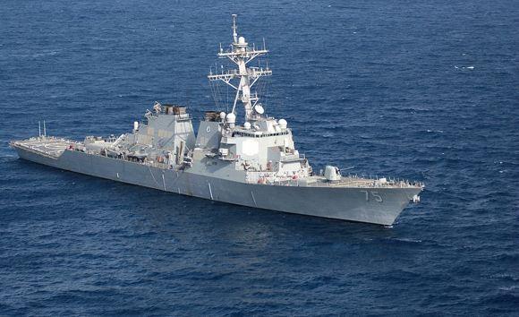Американцы отправили на поддержку Украине противоракетный эсминец
