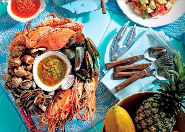 Нам Чим Талэй острый тайский соус