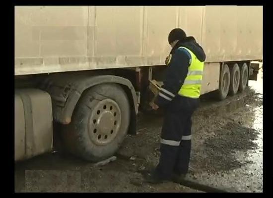 Лишний вес грузовиков в Башкирии поставлен под особый контроль