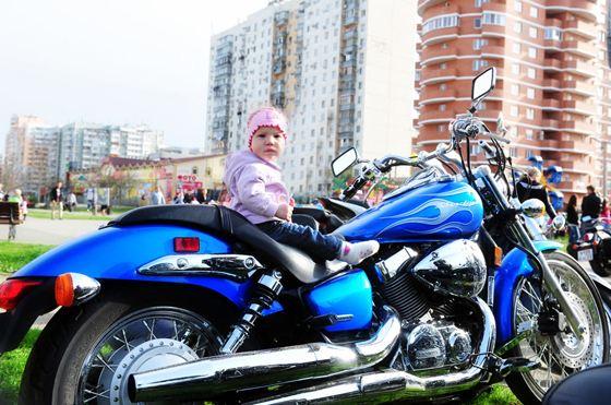 Главное для безопасности мотоциклиста - амуниция