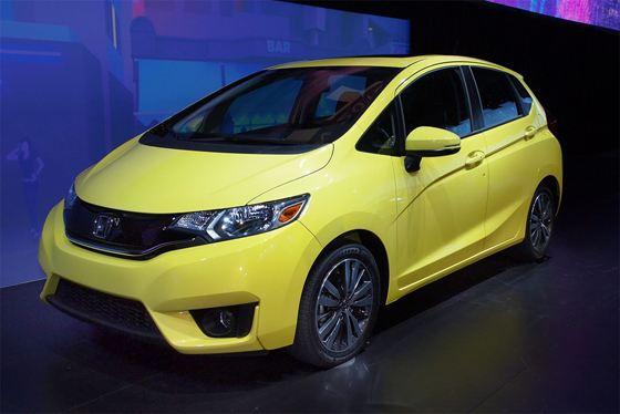 Новая Honda Fit будет завоевывать рынок Америки