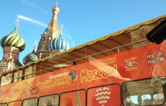 Автобусы стран Европы расскажут о Москве