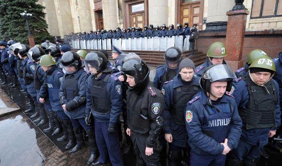 Арсен Аваков создаст на Украине спецподразделения из добровольцев