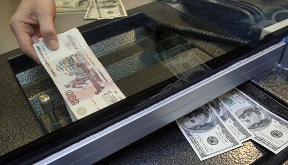Курс доллара перевалил за 36 рублей
