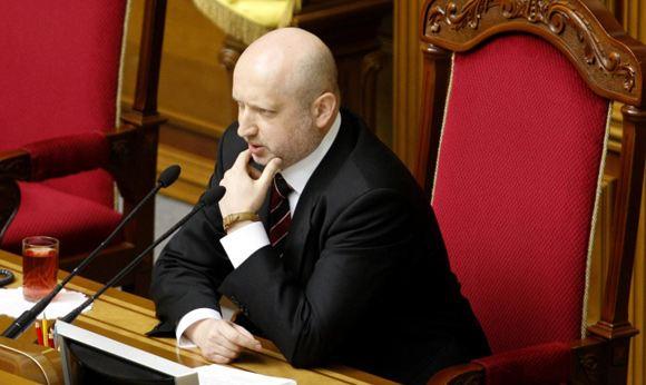 Турчинов допустил возможность проведения всеукраинского референдума
