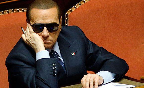 Сильвио Берлускони приговорили к общественным работам
