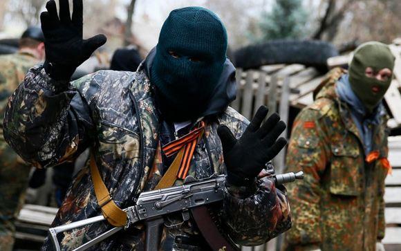 Славянск готовится к штурму