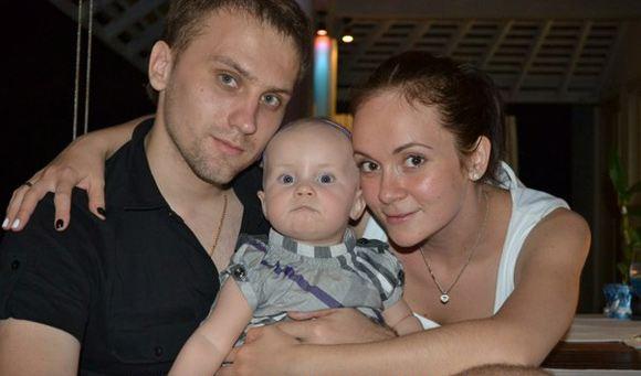 Голкипер «Анжи» снова стал отцом