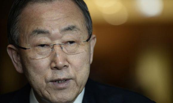 Пан Ги Мун: ввод миротворцев на Украину нецелесообразен