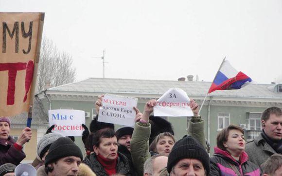 Один из лидеров антимайдана опроверг сообщения о провозглашении «Одесской народной республики»