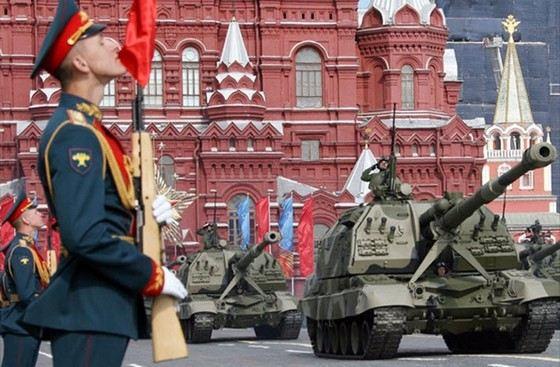 Российская армия считается одной из