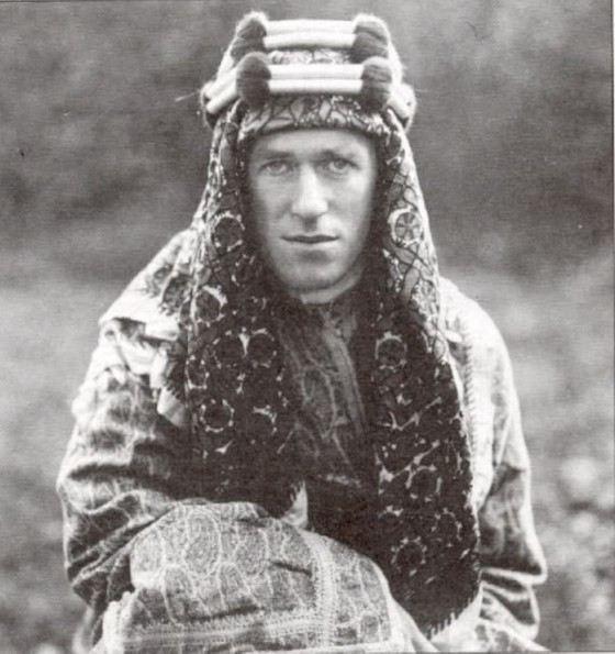 Томас Эдвард Лоуренс самый известный разведчик в мире