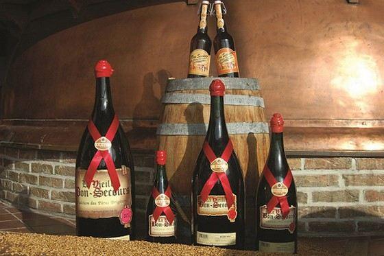 Vielle Bon Secours один из самых дорогих сортов алкогольного пива
