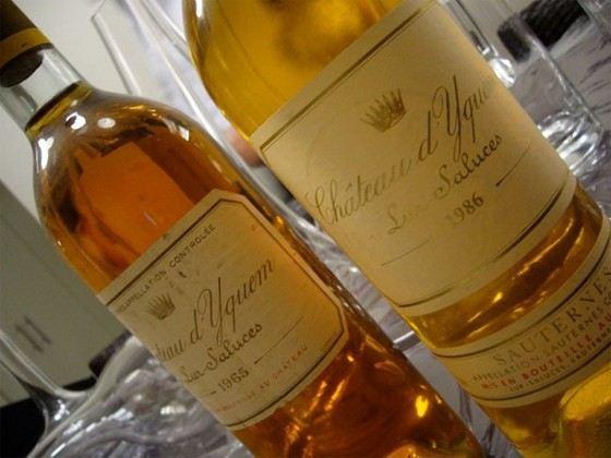 Chвteau d'Yquem самое дорогое вино в мире