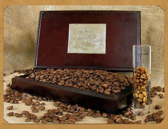 Kopi Luwak безумно дорогой сорт кофе