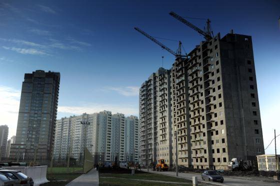 Стоимость квадратного метра жилья в питерской новостройке с декабря 2013 года выросла на 3,5%