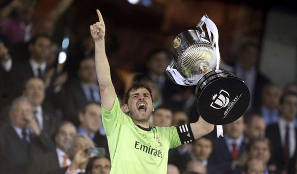 «Реал Мадрид» выиграл Кубок Испании в 19-й раз