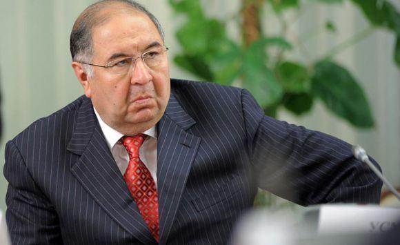 Алишер Усманов снова занял первое место в списке самых богатых россиян