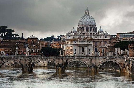 Ватикан - самая маленькая страна