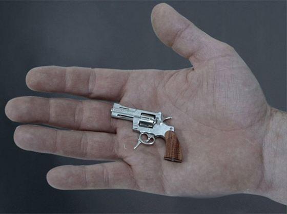Самый маленький пистолет