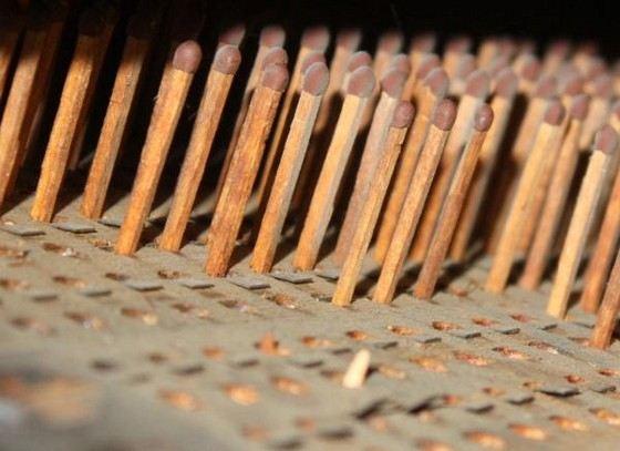 Профессия осериватель на спичечном заводе не считается экзотической