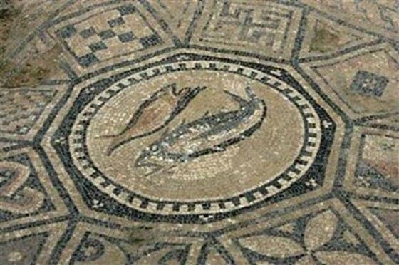 Раннее христианство имеет свои символы