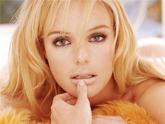 У актрисы Кейт Босуорт глаза разного цвета