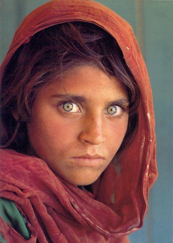 Женщина с самыми красивыми в мире глазами