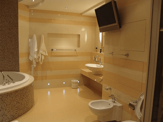 Керамическая плитка для ванной - ваш лучший выбор