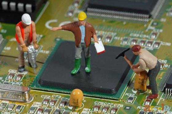 Ремонт компьютеров - быстро и качественно